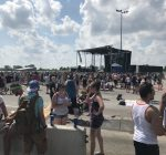 Hot music matches the weather at PIQNIQ in Tinley Park