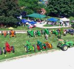 Tractors, trucks and old-fashioned fun at Waterman Summerfest