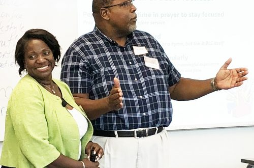 Congregations small and large seek ways to draw new members, keep  others coming back for more