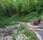 Tours of restored Mayflower Ravine in Lake Forest include garden reception
