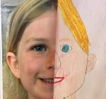 PRIME TIME WITH KIDS: Draw creative portraits with a selfie photo