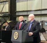 Trump visits Granite City steelworks as tariffs still loom over industry