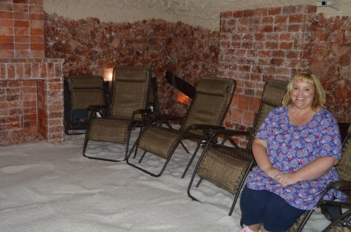 Peoria Himalayan Salt Cave business offers relaxation, rejuvenation