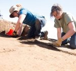 ISU students dig into history of 800-year-old village