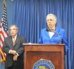 Preckwinkle releases Cook County financial forecast
