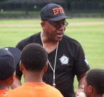 Police baseball program in Englewood neighborhood teaches life skills