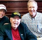 World War II veteran, 99, driven to tour country