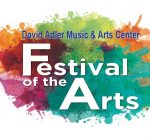 Adler plans arts festival in Cook Park