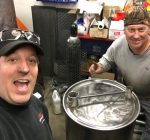 Barbecue buds from Oswego debut 'the ultimate' drum smoker