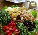 PRIME TIME WITH KIDS: Make a family style salade nicoise
