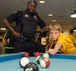 SIUE campus police mentor youth at Illinois Police Camp