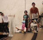 Skateboarders breathe new life into DeKalb's former Fargo Theatre