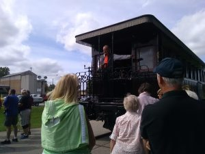 Replica Lincoln Funeral Train Car Hosted In Antioch Chronicle Media