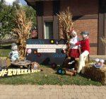 Scarecrow contest underway, Taste of Eureka coming up
