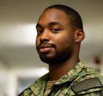 Warrior at sea, Maywood native serves aboard Navy warship