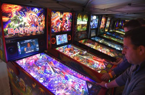 34th annual Pinball Expo sees a resurgence in the arcade game
