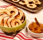 PRIME TIME WITH KIDS: Make baked apple rings and microwave applesauce with kids