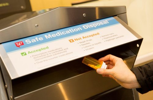State touts drop-off kiosks to get rid of unused opioids