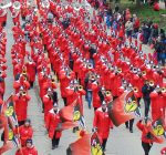 It's Redbird revelry as Illinois State celebrates homecoming