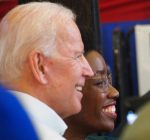 Biden stumps for Underwood as 14th District race appears to tighten