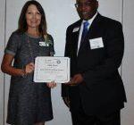 Woodford Master Gardener receives state award