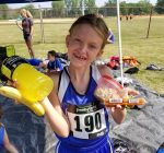 Germantown Hills girl doesn't let rare disorder slow her down