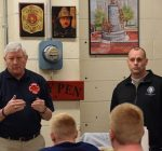 Nonprofit group raises awareness of first responder issues