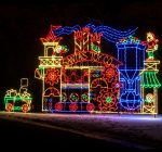 Shows and displays light up holiday season in western suburbs