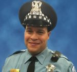 Wisconsin resident, state lawmaker pay tribute to slain officer
