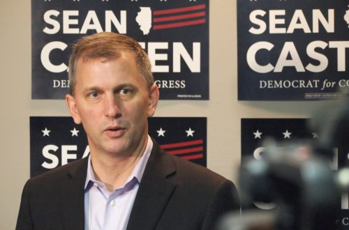 Casten puts priorities on health care, climate change