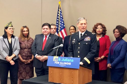 Serving Illinois' Heroes Committee created