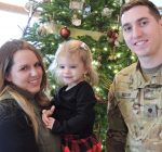 Military, first responder families deal with sacrifices at the holidays