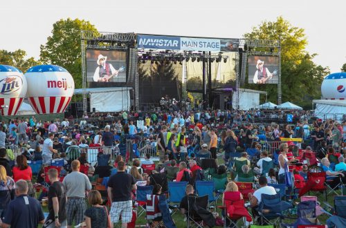 Aurora, Oswego possible sites as Ribfest searches for new home