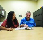 Coaches guide Waubonsee College students on study, personal skills