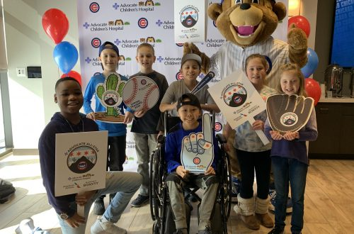 Advocate, Cubs surprise young fans with spring training trip