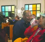 South Side church fills for mayoral debate with just one debater