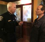 Chief's chats offer Naperville residents direct access to police