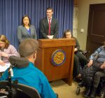 Disabled persons, lawmakers look to phase out blocks to living wage