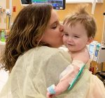 Chillicothe toddler's transplant aided by hometown's big heart