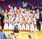 Morton celebrates another state basketball title