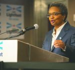 Chicago mayoral candidate Lightfoot addresses 2004 fire