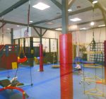 Indoor gym provides welcoming environment for kids on spectrum