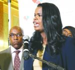 Attorney General Raoul, State's Attorney Foxx join rally for crime victims' services
