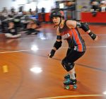 Varied journeys lead women to roller derby ranks