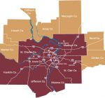 Estimates show slow population decline in Metro East