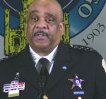 Chicago police chief proud violent crime on downward trend