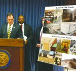 K-12 advocates join calls for infrastructure spending