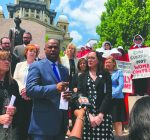 State reps demand action on Reproductive Health Act