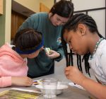 SIUE STEM Center urban gardening program helps girls grow