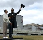 Peoria museum says goodbye to Abe as Lincoln statue moves to Springfield